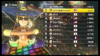 getlinkyoutube.com-[Mario Kart 8] Hacked Mii names