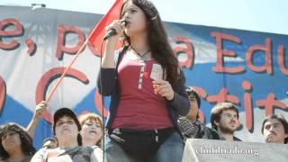getlinkyoutube.com-Discurso Camila Vallejo 19/10/11 - El Infiltrado