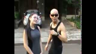 getlinkyoutube.com-Ciuman Mesra Deddy Corbuzier ke Vicky Shu....Mantaps...!!!
