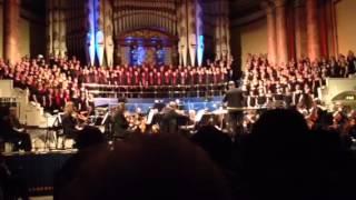 getlinkyoutube.com-Inspiration choir,lion king medley leeds town hall 21/04/13