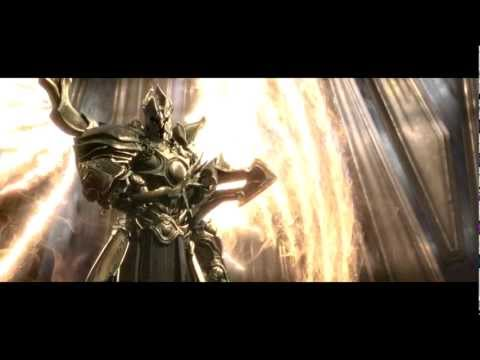 Diablo III - Cinematic HD (4/5) - The Diamond Gates