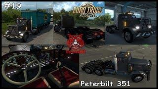 getlinkyoutube.com-Mod Peterbilt 351 - DLC Scandinavia - Euro Truck Simulator 2 - V1.17.1s - #19