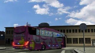 getlinkyoutube.com-Bus Zentrum Pariwisata PINK menggoyang jalur UKTSbus Indonesia.