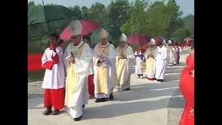 getlinkyoutube.com-Thánh lễ khai mạc Năm Thánh của Giáo Hội Công Giáo Việt Nam P1