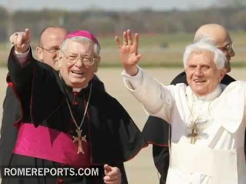 Apostolic Nuncio to the U S  Archbishop Pietro Sambi  passes away