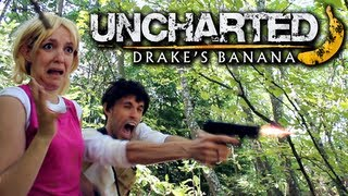 getlinkyoutube.com-UNCHARTED Parody: Drake's Banana (ITA/ENG)