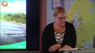 Almedalen - Drivkrafter för framtidens drivmedel - Introduktion till seminariet