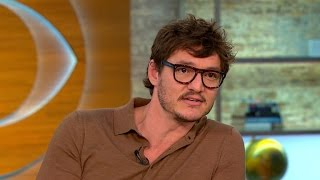 """getlinkyoutube.com-""""Narcos"""" star Pedro Pascal on the mystery of Pablo Escobar's death"""
