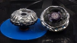getlinkyoutube.com-EPIC Beyblade Battle Prototype Nemesis 195RD VS Diablo Nemesis X:D HD! AWESOME