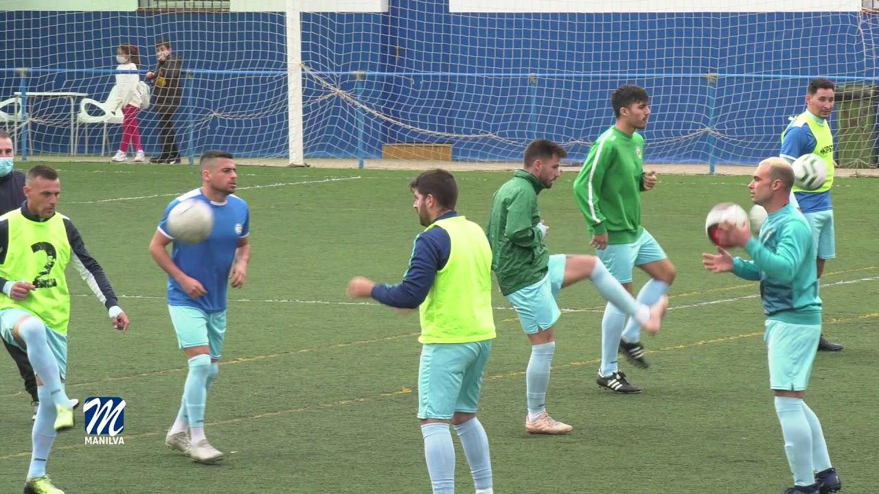 La Unión Manilva CF detiene los entrenamientos