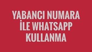 getlinkyoutube.com-Sahte Numara Ile Whatsapp Kullanma