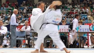 getlinkyoutube.com-空手少年少女たちの本気が心に響く映像Karate Kids Kumite fight!