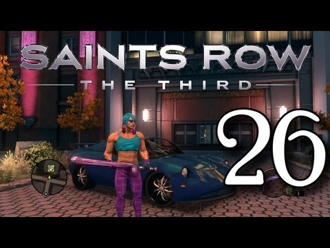Saints Row The Third - Aypierre & Azenet - Ep 26