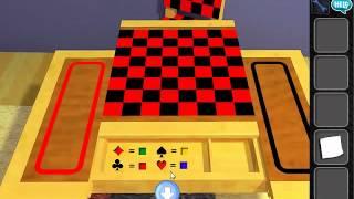 Floors Escape 3 Walkthrough