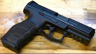Пистолет H&K VP9: убийца Глока