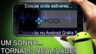 getlinkyoutube.com-Instalar KODI no ANDROID 2016 - Tv portuguesa