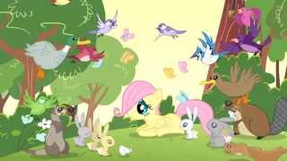 My Little Pony FriendShip is Magic - How Fluttershy Got Her Cutie Mark [HD]