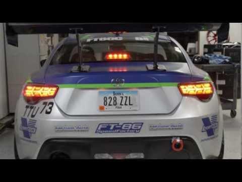 JDM BuddyClub Tail Lights - Scion FRS and Subaru BRZ