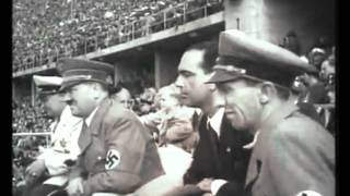 getlinkyoutube.com-Jesse Owens, Hitler reaction