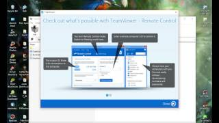 getlinkyoutube.com-Fix Teamviewer Commercial use detected and Expired