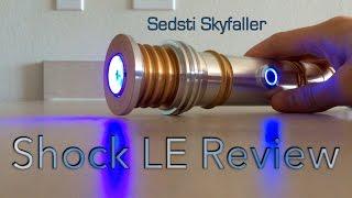 getlinkyoutube.com-Ultrasabers Shock LE with Obsidian Sound