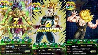 """ULTRA RARE AND Z AWAKENING"" | Dragon Ball Dokkan Battle Gameplay"