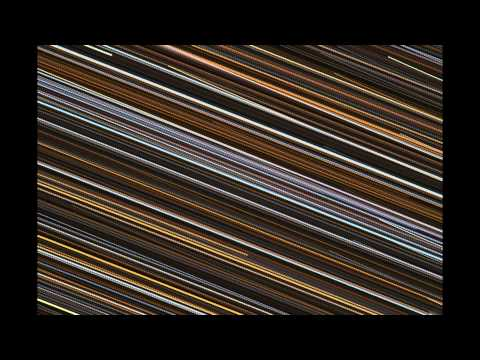 Orion Nebula Star Trails Timelapse