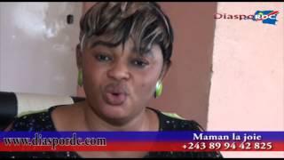 getlinkyoutube.com-Eyindi: Botala ba positions Maman Israël La Joie alakisi pona basi oyo baza na YA MADO ya minene