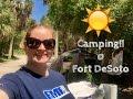 Fort DeSoto Camping 2016