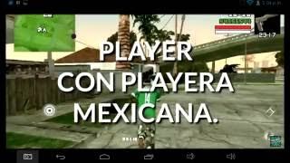 getlinkyoutube.com-Mod GTA México v1 - Para GTA San Andreas  Android