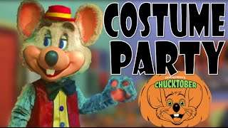 Chuck E. Cheese's East Orlando - Costume Party