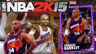 getlinkyoutube.com-NBA 2K15 CHARLES BARKLEY? Modded NBA 2K14 Gameplay