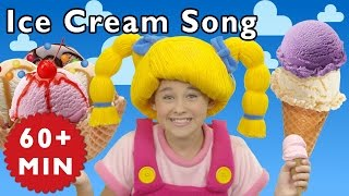 getlinkyoutube.com-Ice Cream Song and More | Nursery Rhymes from Mother Goose Club!