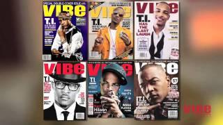 Photoshoot de T.I. pour le magazine Vibe