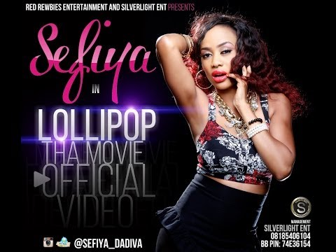 Sefiya - Lollipop [Official Video] @sefiya_dadiva