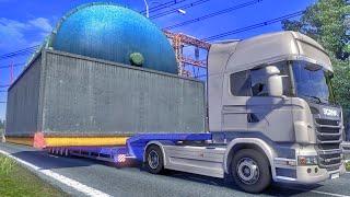 getlinkyoutube.com-Tanque Gigante - Euro Truck Simulator 2