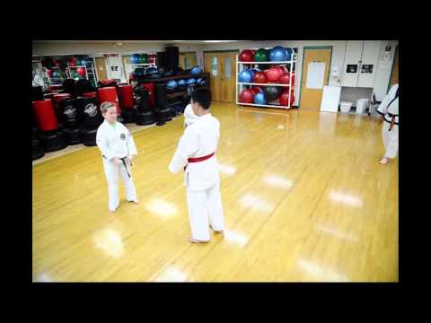 3 Step Sparring Hampstead NC Karate Classes Coastal Tang Soo Do