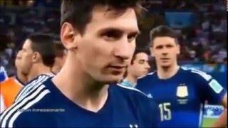 Mensaje De Rocky a Messi - All Football