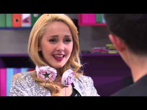 Violetta: Fede canta ¨Te creo¨ en italiano (Ep 49 Temp 2)