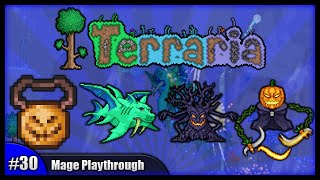 getlinkyoutube.com-Let's Play Terraria 1.2.4 || Mage Class Playthrough || Fishy Business & Wing Upgrades! [Episode 30]