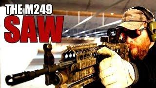 getlinkyoutube.com-M249 SAW | Instructor Zero | SHOT Show 2014