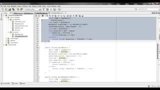 getlinkyoutube.com-Bài 21 Java Swing Sample 1 Algorithms 3