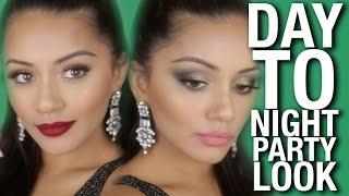 getlinkyoutube.com-DAY to NIGHT Party Makeup Tutorial & Tips   Beauty Bay Ad