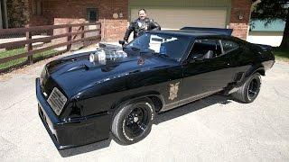 getlinkyoutube.com-Mad Max Fan Recreates Original Interceptor Car
