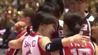 getlinkyoutube.com-木村沙織2010 ファインプレー集 saori kimura's fine plays