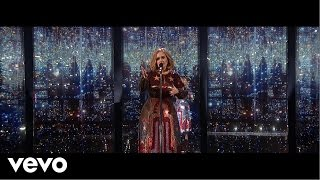 Adele - When We Were Young (Live @ 2016 BRIT Awards)