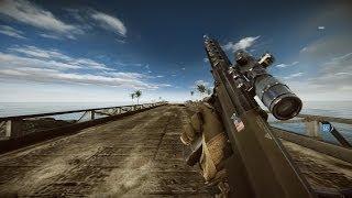 getlinkyoutube.com-Battlefield 4: All Weapon Reload Animations & Sounds