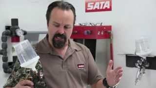 getlinkyoutube.com-How to Set Air Pressure / Air Volume for a HVLP or RP Spray Gun with SATA