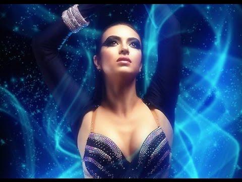 Belly Dancer Anna Lonkina AZHAR 2017