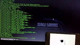 Update/Restore iPhone 5 using Kali Linux